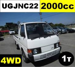 Nissan Vanette. , 1992, 2 000куб. см., 850кг., 4x4. Под заказ
