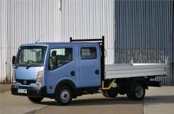 Nissan Cabstar. (Аtlas) 2011 дубалькаб, 3 000 куб. см., 1 000 кг.