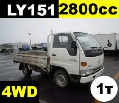 Toyota Hiace. бортовой грузовик, 2 800 куб. см., 1 250 кг. Под заказ
