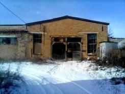 Продам зем. участок с промышленным помещением. Улица Кирпичная 10х, р-н Приморский край, 500 кв.м.