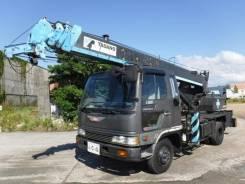 Hino Ranger. Автокран , 7 400 куб. см., 5 000 кг., 21 м. Под заказ