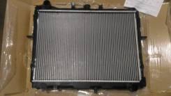 Радиатор охлаждения двигателя. Nissan Vanette Mazda Bongo