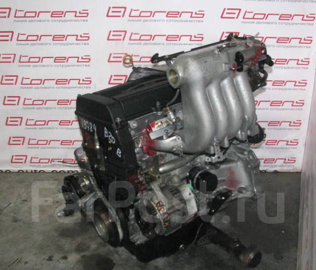 Двигатель в сборе. Honda Stepwgn, RF1 Двигатель B20B. Под заказ