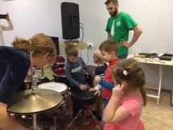 Музыкальные занятия для детей от 3 лет