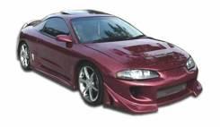 Обвес кузова аэродинамический. Mitsubishi Eclipse, D38A, D32A Двигатель 4G63. Под заказ
