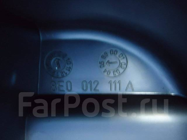 Крюк буксировочный. Seat Ibiza, 6J1, 6J5, 6J8 Seat Exeo, 3R2, 3R5 Audi: A6 allroad quattro, Q5, S6, Q7, S8, TT, S3, A4 allroad quattro, S5, Q3, S4, TT...