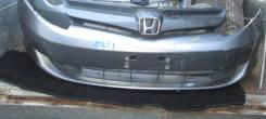 Бампер. Honda Airwave, GJ1, GJ2 Двигатель L15A