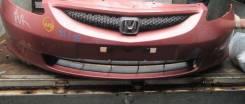 Бампер. Honda Fit, GD2, GD4, GD1, GD, GD3 Двигатели: L13A, L15A