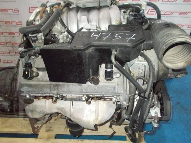 Двигатель в сборе. Toyota: Crown Majesta, Crown, Celsior, Land Cruiser Prado, Soarer Двигатели: 3UZFE, VVTI