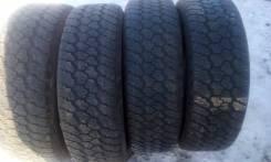 Goodyear Wrangler. Зимние, без шипов, 2010 год, износ: 10%, 4 шт