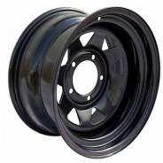 "Steel Wheels. 8.0x15"", 5x139.70, ET-20, ЦО 108,7 мм."