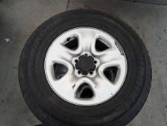 Комплект колес 225/70/16. 6.5x16 5x114.30 ET45 ЦО 60,1мм.
