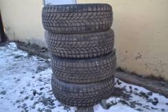 Bridgestone WT17. Зимние, без шипов, 50%, 4 шт