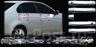 Накладка на ручку двери. Chevrolet: Trax, Captiva, Epica, Astra, Orlando, Cruze, Aveo Opel Mokka Opel Antara, L07 Opel Astra Opel Insignia Двигатели...