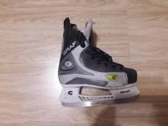 Коньки хоккейные. размер: 34, хоккейные коньки