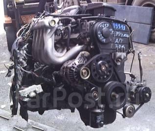Двигатель в сборе. Mitsubishi Colt Двигатель 4G19