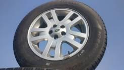 Land Rover. 7.5x17, 5x108.00, ET55