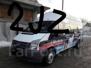 Ford Transit. Продается FORD Tranzit 2jz, 3 000 куб. см., 19 мест