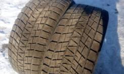 Bridgestone Blizzak DM-V1. Зимние, без шипов, 2013 год, износ: 40%, 2 шт