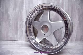 "Zauber wheels. 7.0/8.0x17"", 5x114.30, ET40/38"