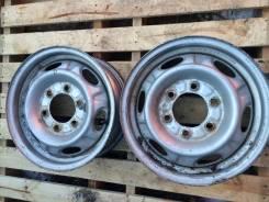 Nissan. 5.5x15, 6x139.70, ЦО 100,0мм.