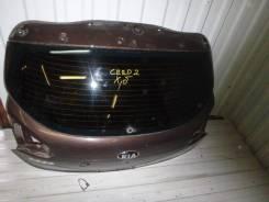 Дверь багажника. Kia cee'd, JD Двигатели: G4FD, G4FC, G4FJ, G4FA