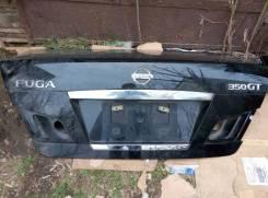 Крышка багажника. Nissan Fuga Infiniti M35