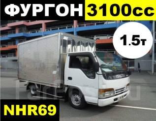 Isuzu Elf. Isuzu ELF NHR69 Изотермический фургон, 3 100 куб. см., 1 500 кг. Под заказ
