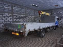 Nissan Diesel. Ниссан дизель, 7 000 куб. см., 8 000 кг.