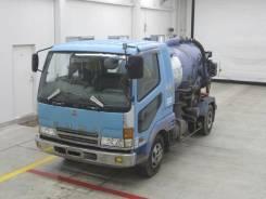 Mitsubishi Fuso. Илосос Mitsubishi FUSO, 8 200 куб. см. Под заказ