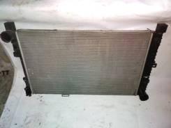 Радиатор охлаждения двигателя. Mercedes-Benz C-Class, W203