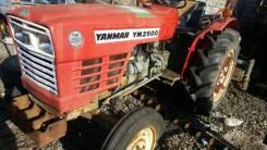 YANMAR YM-2500, 2006. Японский трактор Yanmar YM-2500, 1 300 куб. см.