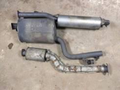 Глушитель. Toyota Mark II, JZX110 Двигатель 1JZGTE