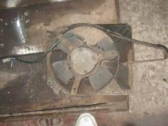 Вентилятор охлаждения радиатора. Лада 2101, 2101 Лада 2107, 2107
