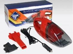 Пылесос nova bright для сухой и влажной уборки 60вт красный