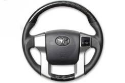 Руль. Toyota Land Cruiser Prado, TRJ150, GRJ150, TRJ150W, GRJ150L, GRJ150W, GRJ151, GRJ151W, GDJ150L, GDJ150W, GDJ151W, KDJ150L, TRJ12 Toyota Tundra...