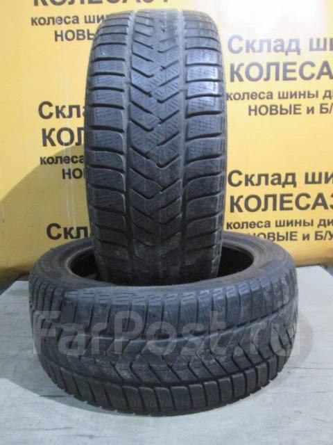 Pirelli Winter Sottozero 3. Зимние, без шипов, 2016 год, износ: 20%, 2 шт