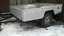 КМЗ. Легковой прицеп, 750 кг.