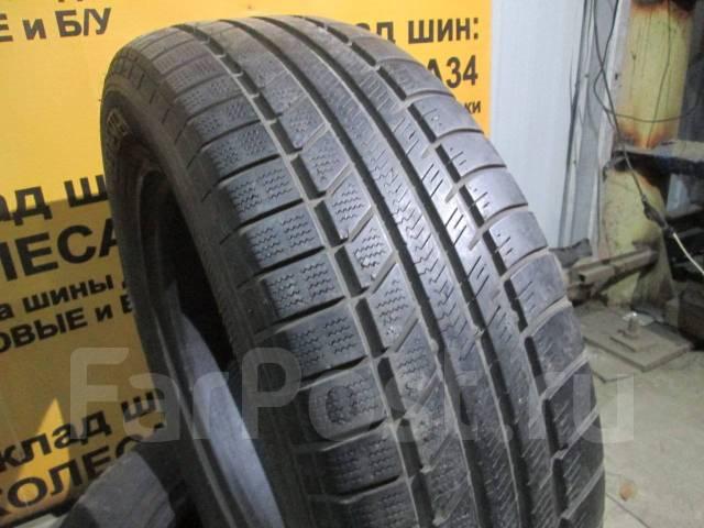 Vredestein Quatrac 3 SUV. Зимние, без шипов, 2015 год, износ: 10%, 2 шт