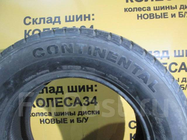 Continental Conti4x4WinterContact. Зимние, без шипов, 2015 год, износ: 10%, 4 шт