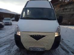 Iveco Daily. Продается Ивеко Дейли 50с15 не маршрутный автобус !, 3 000 куб. см., 20 мест