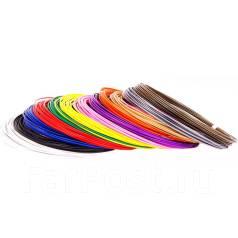 Пластик для 3D ручки PLA 10 метров - Большой выбор цветов!