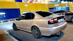 Спойлер. Subaru Legacy B4, BE5 Двигатель EJ20