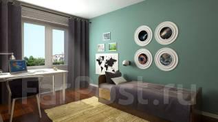 Ремонт под ключ 3-комнатной квартиры Сабанеева 16в . Тип объекта квартира, срок выполнения 3 месяца