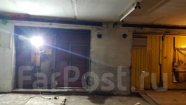 Гаражи капитальные. улица Заводская 1, р-н Амурсталь, 60кв.м., электричество, подвал. Вид изнутри