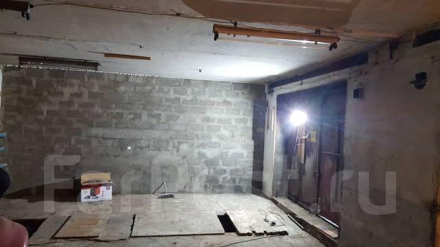 Гаражи капитальные. улица Заводская 1, р-н Амурсталь, 60 кв.м., электричество, подвал. Вид изнутри