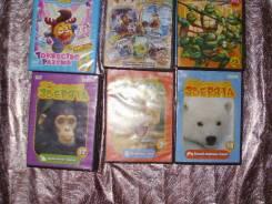 9 дисков для детей + книжки в подарок