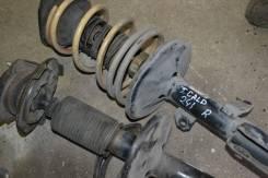 Амортизатор. Toyota Caldina, ZZT241, ZZT241W, AZT241, AZT241W Двигатели: 1ZZFE, 1AZFSE