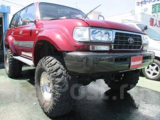 Toyota Land Cruiser. автомат, 4wd, 4.5, бензин, 100 000 тыс. км, б/п, нет птс. Под заказ