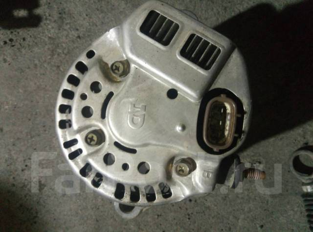 Генератор. Toyota Duet, M100A, M110A Двигатель EJVE